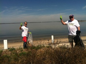 Clean Ocean Action Beach Sweep: Browns Woods @ Barnegat Bay EcoCenter  | Toms River | New Jersey | United States