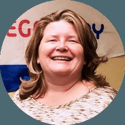 Britta Wenzel - Executive Director