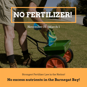 Fertilizer Free!