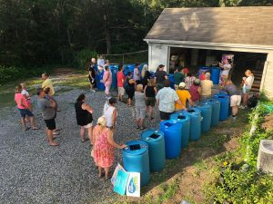 Manchester Resident Rain Barrel Workshop @ Civic Center