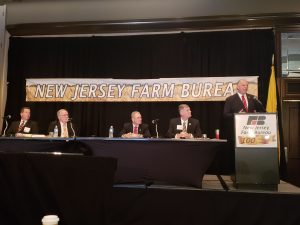 Annual New Jersey Farm Bureau Meeting @ The Westin Princeton at Forrestal Village