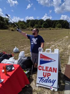 Beach Sweep for Clean Ocean Action @ Barnegat Bay EcoCenter